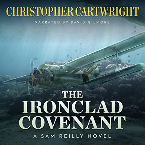 The Ironclad Covenant Audiobook By Christopher Cartwright cover art