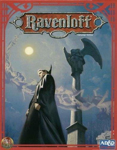 Ravenloft Campaign Setting/Includes 2 Books/2 Maps/Poster/Tarokka Deck/Cm Screen by TSR Inc (May 19,1994)