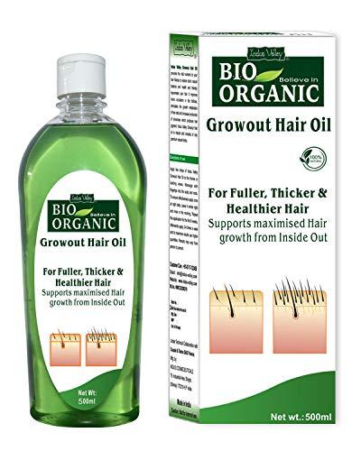 Indus Valley Bio Organic Natural Hair Oil-500ML