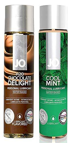 JO H2O Flavored Lubricant (1 fl.oz) (Chocolate Delight)