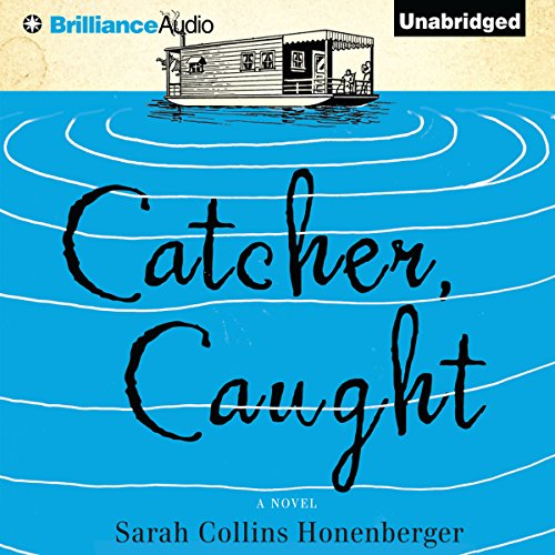 Catcher, Caught audiobook cover art