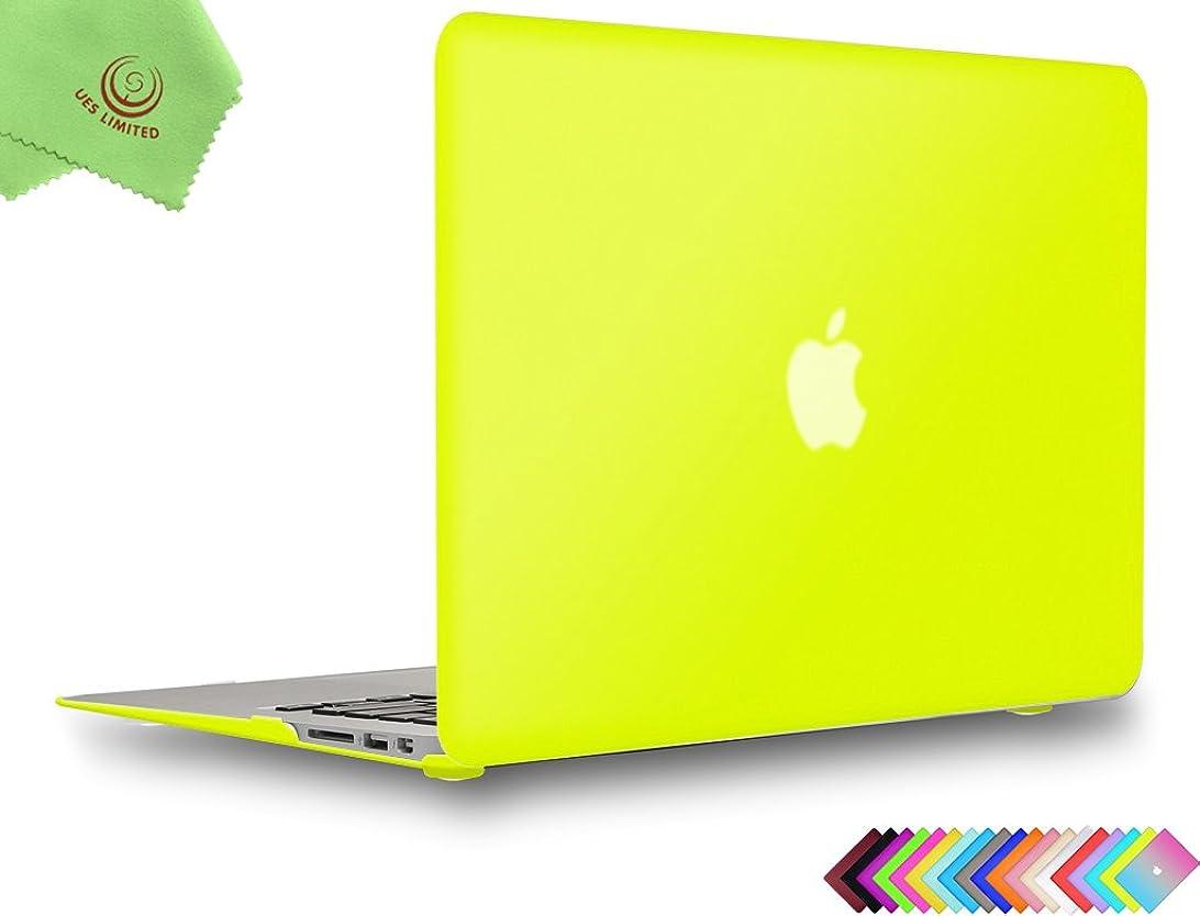 日焼け土事件、出来事UESWILL ハードシェルケースカバー 艶消しフロスト加工 滑らかソフトな手触り MacBook Air 11 13インチ用 マイクロファイバークリーニングクロス付き MacBook Air 13