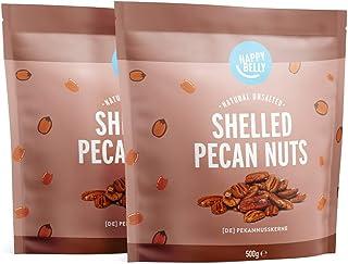 Amazon-merk: Happy Belly Pecan noten, 2 x 500 g