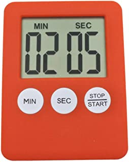 🍀Libobo🍀Large Digital Kitchen Timer, LCD Kitchen Cooking Timer Count-Down Up Clock Alarm Magnetic