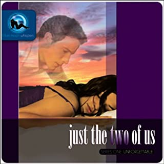 Just the Two of Us audiobook cover art