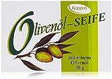 Kappus Olivenöl-Seife, 50 g, 2er Pack, (2x 0,05 kg)
