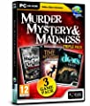 Murder, Mystery and Madness Triple Pack (PC CD)