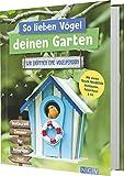 So lieben Vögel deinen Garten. Wir eröffnen eine...