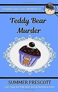 Teddy Bear Murder (Frosted Love Cozy Mysteries)