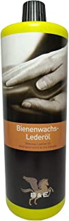 B & E Bienenwachs Lederöl, 1000 ml
