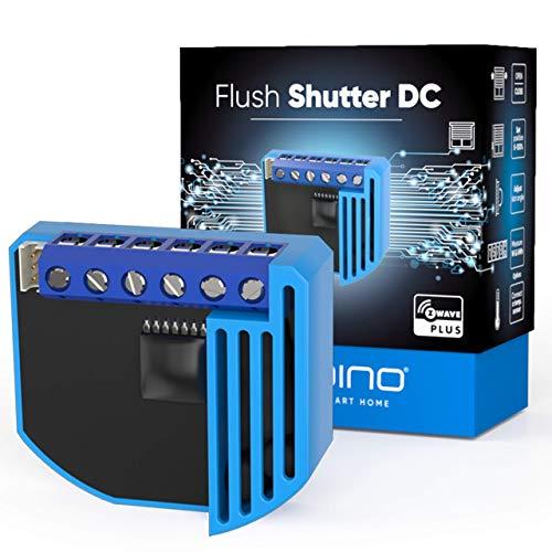 Qubino ZMNHOD1 Flush Shutter DC Z-Wave Modul für Smart Home