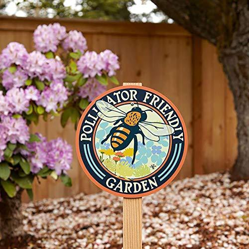 Bee Garden Sign Welcome Sign