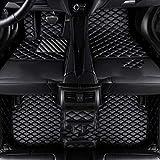 QXXKJDS Alfombrillas De Coches A Medio De La Planta De Coches para Jaguar F-Pace F-Type I-Pace XE XF XJ XK Custom Auto Pads Pads Automóvil