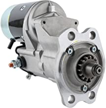 DB Electrical SND0078 New Starter For John Deere Combines Tractors Utility 1050 1250 950 1450 1650 /Yanmar 3T90 Diesel 83-On /CH12096 CH19285 SE501448 TY6649 /28100-42160-71 /121420-77010