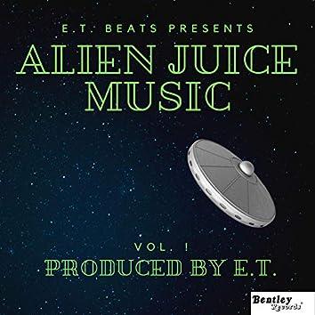 Alien Juice Music, Vol. 1
