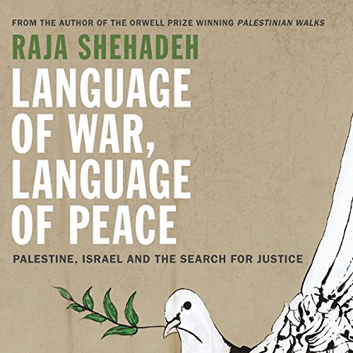 Language of War, Language of Peace audiobook cover art