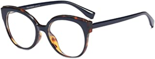 Aiweijia Fashion reading glasses classic round magnification lens reader unisex