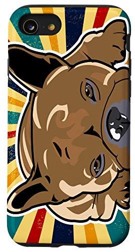 iPhone SE (2020) / 7 / 8 French Bulldog Dog Puppy Pet Gift idea Case
