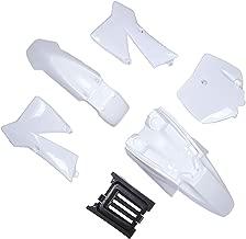 ktm 50 white plastics