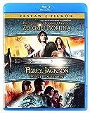 Percy Jackson y el mar de los monstruos / Percy Jackson y el ladrÄln del rayo [2Blu-Ray] [Region B] (Audio español. SubtĂtulos en español)