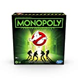 Hasbro Juego de Mesa Monopoly Game Ghostbusters Edition