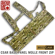 AGGRESSOR-GROUP CSAR CHEST RIG PANEL NP FRONT ZIPマルチカム (MULTICAM)