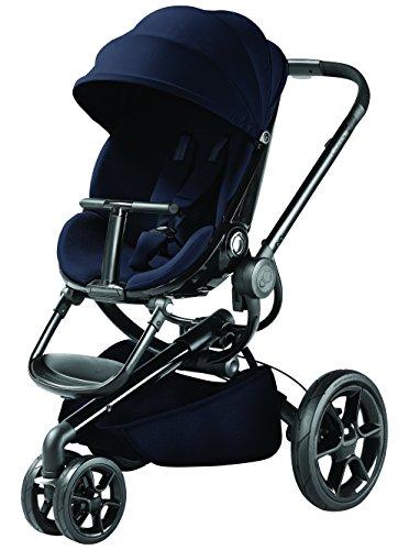 Quinny Kinderwagen Moodd, ohne Babywanne, Midnight Blue
