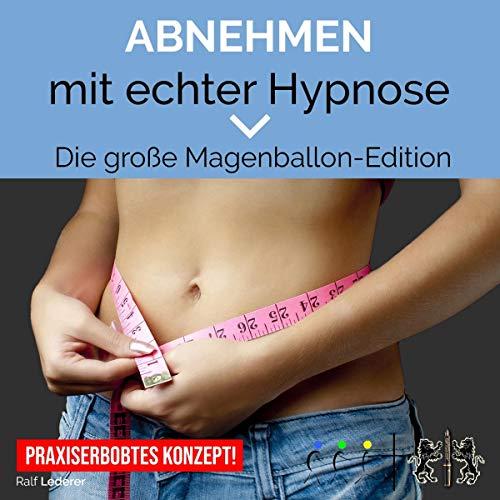 Abnehmen mit echter Hypnose Titelbild
