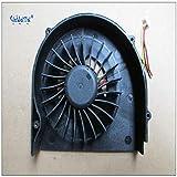 YINWEITAI New F7C2 DFS531105MC0T E32-0800184-F05 Cooling Fan For MSI GT627 GT628 GT640 GX620 GX627 GX640 MS-1656 MS-1651