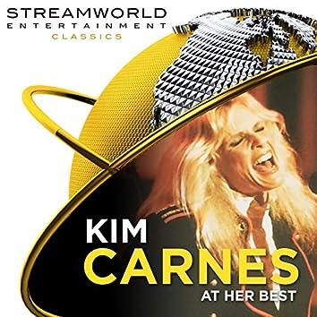 Kim Carnes At Her Best