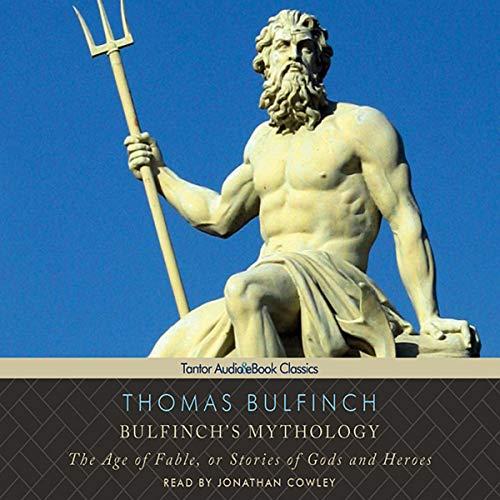 Bulfinch's Mythology audiobook cover art