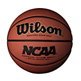 Wilson NCAA Official Game Basketball, Official - 29.5'