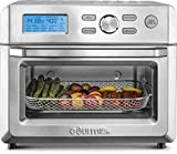 Gourmia GTF7600 16-in-1 Multi-function, Digital Stainless Steel Air Fryer Oven - 16 Cooking Presets