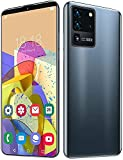 6.1-inch Full Screen Smartphone,Dual Cards Dual Standby Face Unlock Smartphone,5-Point Touching Screen,6+64G with Memory Card
