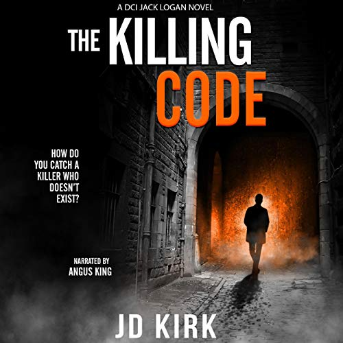 The Killing Code: A Scottish Crime Thriller Titelbild