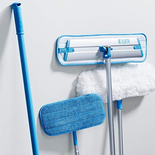 E-Cloth Flexi-Edge Floor & Wall Duster with Telescoping Handle