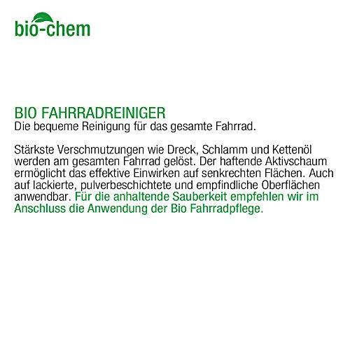 Bio-Chem Bio Fahrradreiniger Frame Shampoo Rahmenreiniger 500 ml - 3