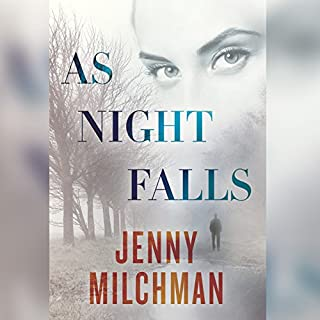 As Night Falls audiobook cover art