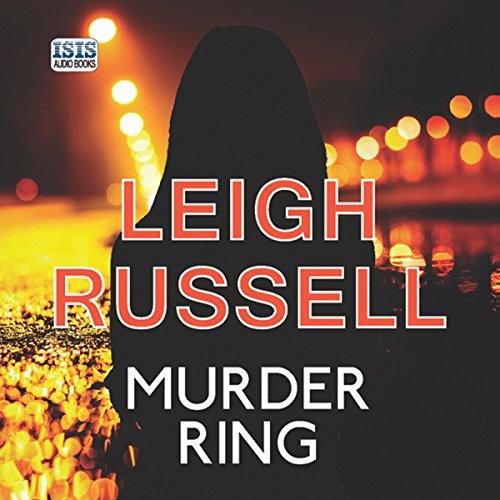 Murder Ring audiobook cover art