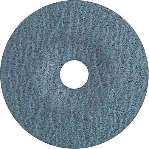 TYROLIT Naturfaserscheibe ZA-P48 N| 125x22 mm | Korn 36 | Stahl und Edelstahl | 1 Stück