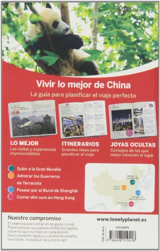 Lo mejor de China 2 (Guías Lo mejor de Ciudad Lonely Planet) [Idioma Inglés] (Guías Lo mejor de País Lonely Planet)