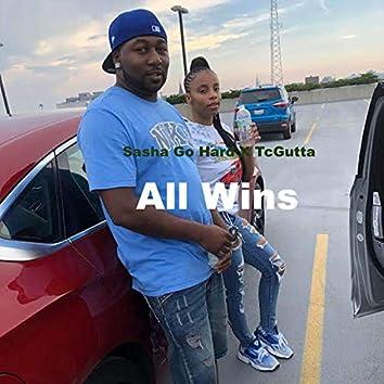 All Wins (feat. Sasha Go Hard)