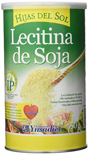 Hijas Del Sol Lecitina de Soja - 450 gr