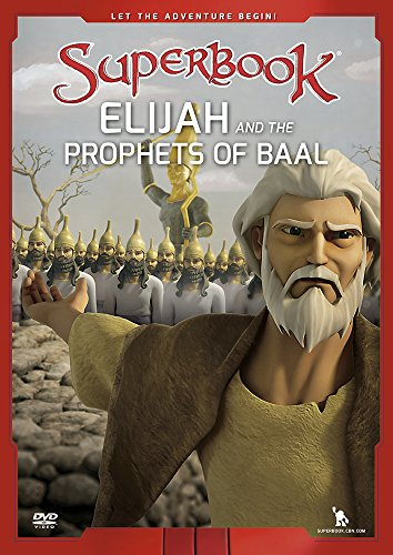Elijah and the Prophets of Baal (Superbook)