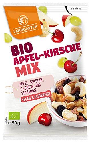 Landgarten Bio Apfel-Kirsche Mix, 50 g