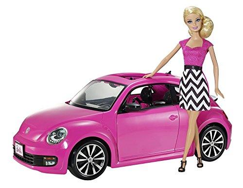 maggiolino barbie Barbie BJP37 Set Maggiolone Bambola