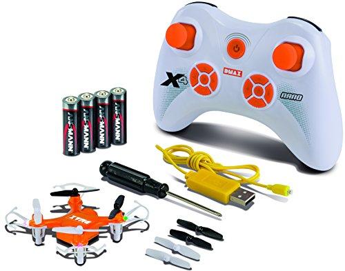 Carson 500507096 - DMAX X4 Nano Quadcopter 100% RTF