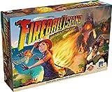 Fireball Island: Der Fluch des Vul-Khan - Juego de mesa (en alemán)
