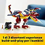 Immagine 1 lego creator 3in1 drago del