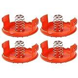 4PCS Spool Caps + 4PCS Springs Pièces de rechange Accessoires compatibles avec les...